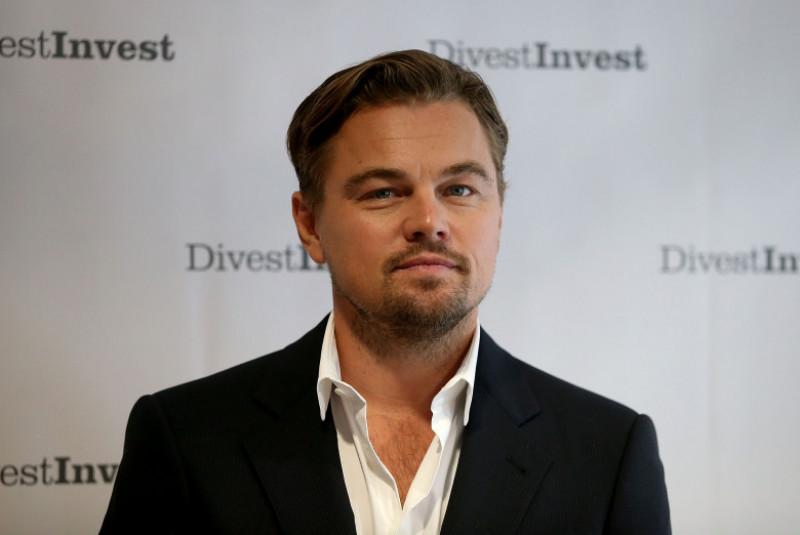 Leonardo DiCaprio Announces Major New Climate Commitment In NYC