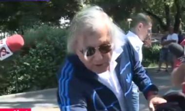 NEWS ALERT. Ilie Năstase, oprit din nou în trafic, în urmă cu puțin timp. Două dosare penale în 6 ore