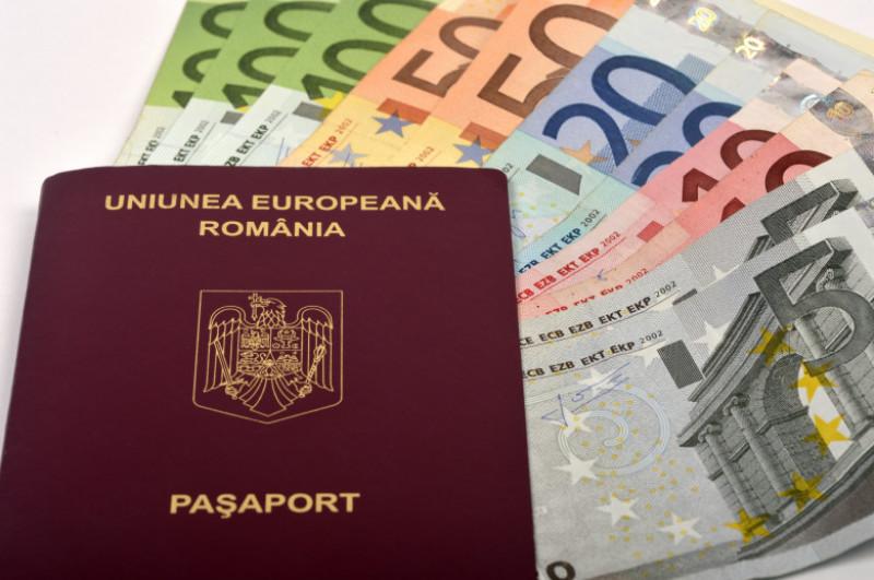 PASAPORT BANCNOTE EURO AGERPRES