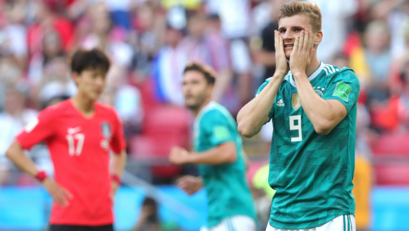 Korea Republic v Germany: Group F - 2018 FIFA World Cup Russia