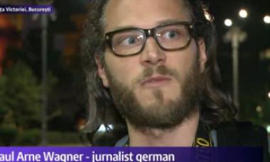 Mărturia jurnalistului german ridicat de jandarmi. Ce a urmat când a ajuns la secția de poliție