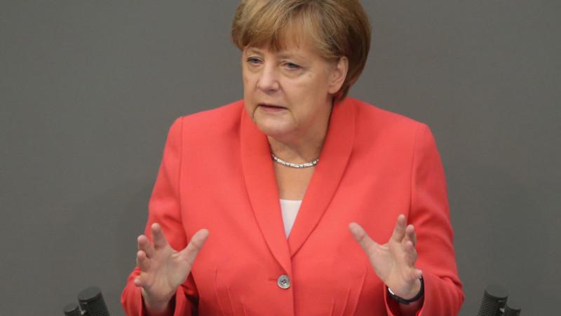 Bundestag Debates Third EU Greece Aid Package