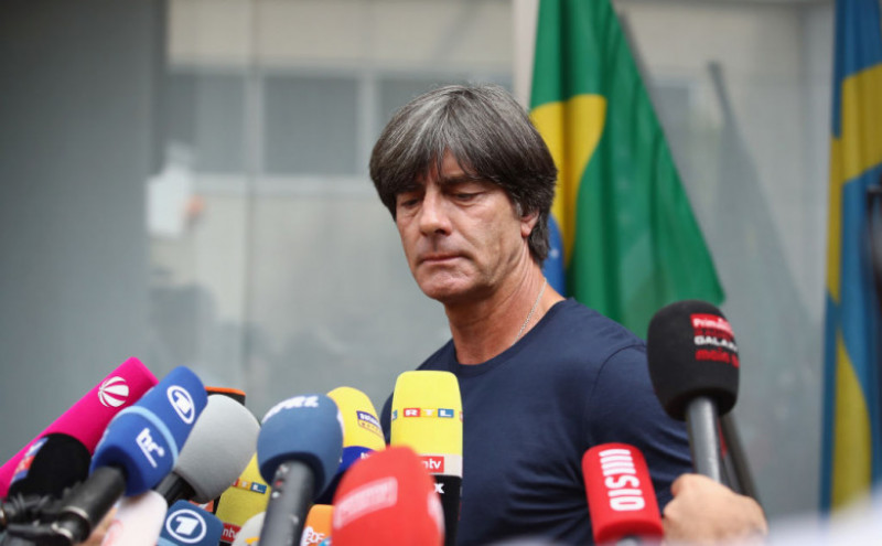 Germany Arrives From The 2018 FIFA World Cup Russia