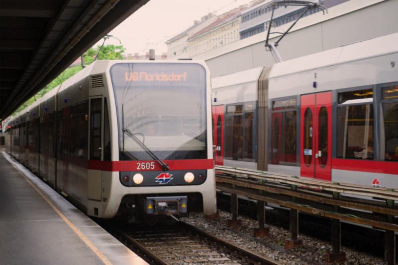 metrou viena austria