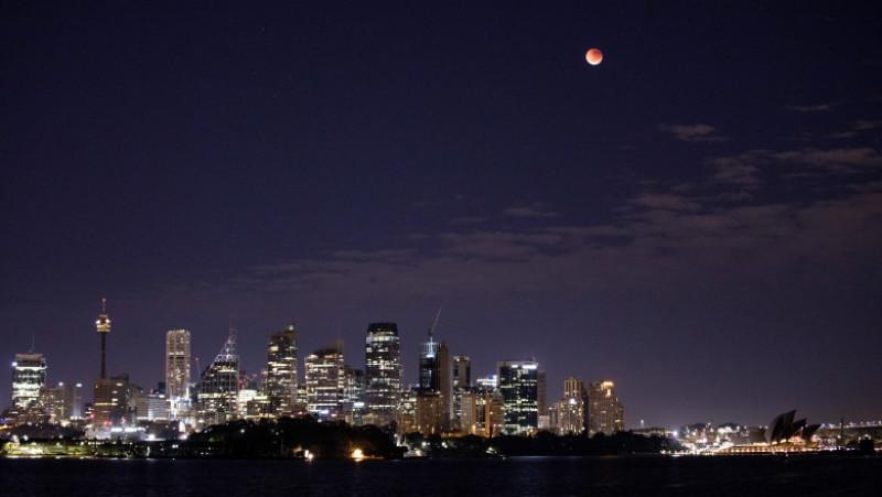 The July 2018 Lunar Eclipse