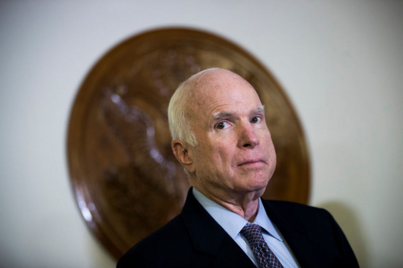 Sens. McCain And Reps. Thornberry And Smith Discuss The National Defense Authorization Act