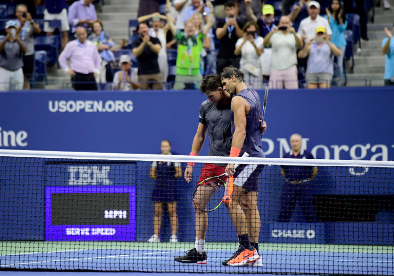 2018 US Open - Day 9