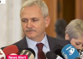 NEWS ALERT. Răspunsul lui Liviu Dragnea, întrebat dacă vrea ieșirea României din UE. Anunțul liderului PSD