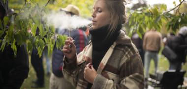 Ce s-a întâmplat în Canada în prima zi cu marijuana legală