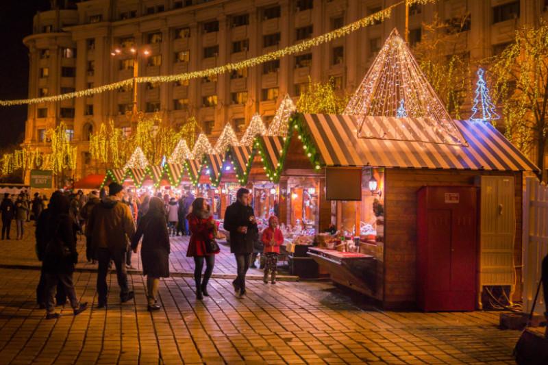Targul De Crăciun Din București 2018 Cand Se Deschide și Unde Va