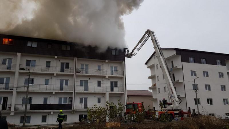 Incendiu Rosu Chiajna Ilfov ISU 231118 (2)