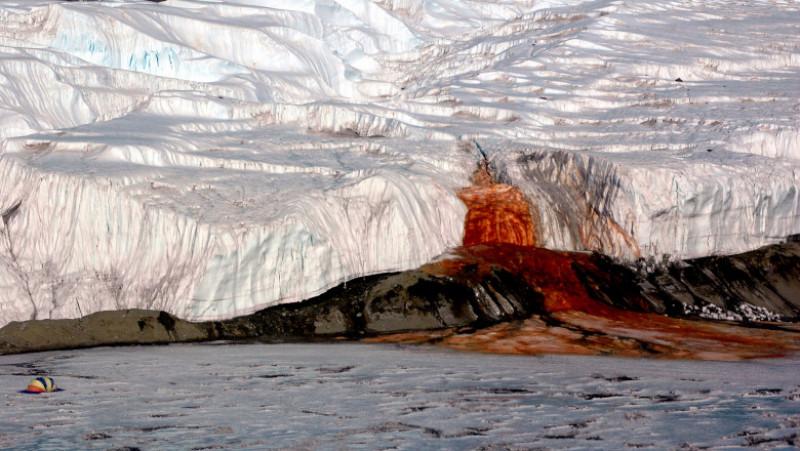 Blood Falls Antarctica