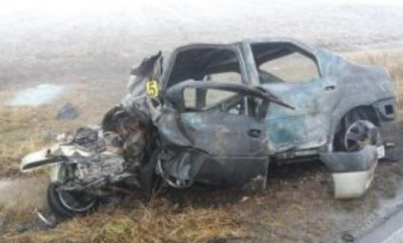 masina accident vrancea