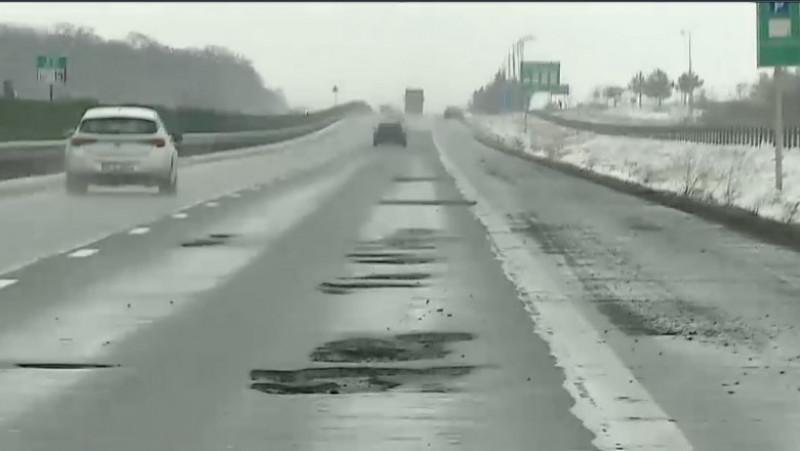 gropi autostrada soarelui
