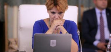 Olguța Vasilescu: Îmi cer scuze public!