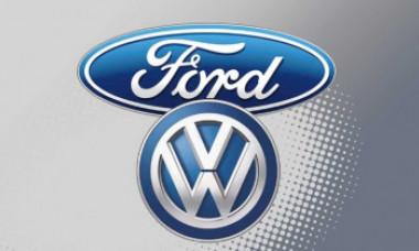 Super-alianță pe piața auto. Ce mașini vor face împreună Volkswagen și Ford