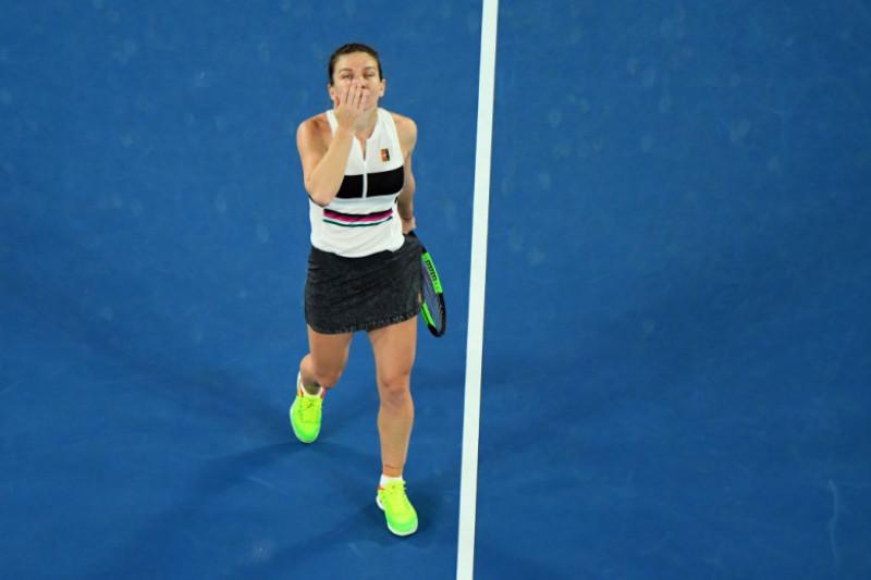 Simona Halep 2019 Australian Open