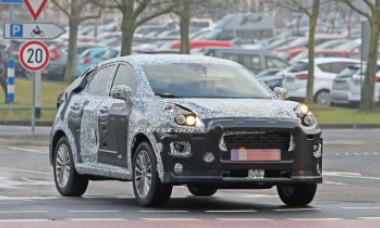 Un nou model Ford, gata de a fi fabricat la Craiova