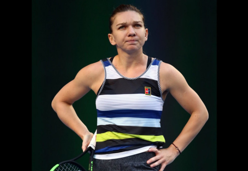 simona halep maini sold - crop getty