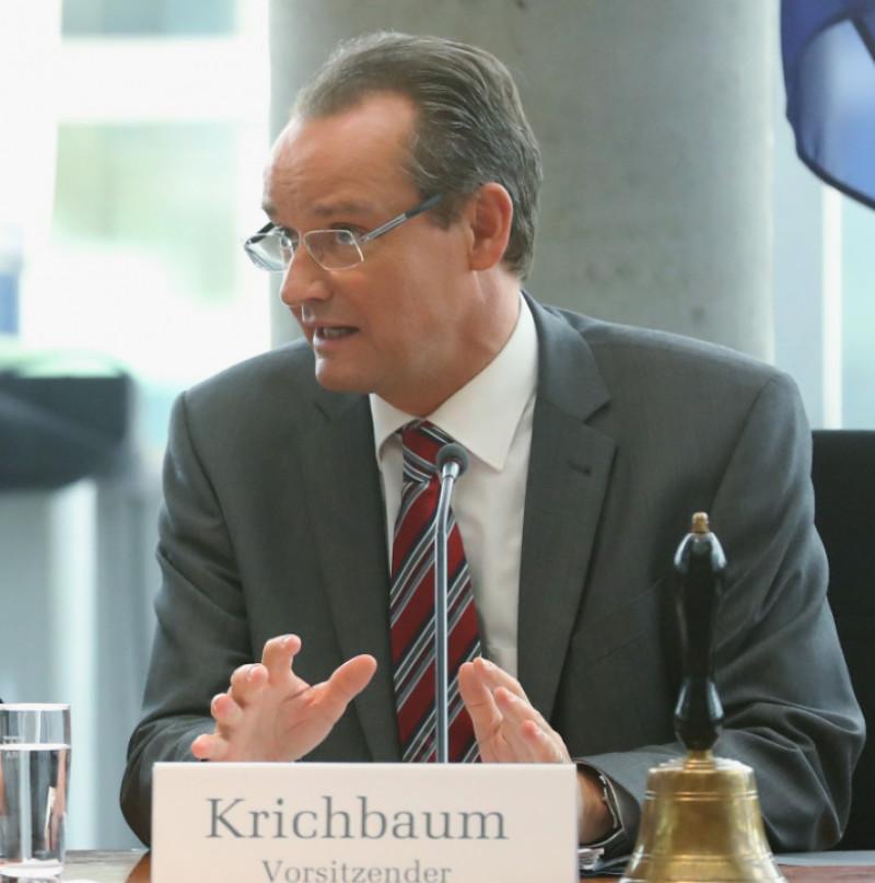 Gunther Krichbaum getty