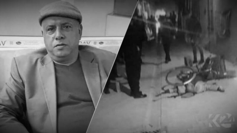 scriitor irakian ucis - kurdistan24