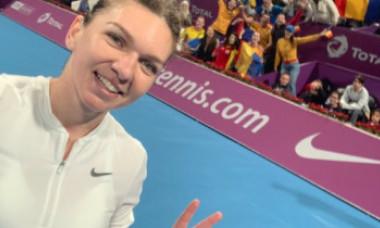 Jos pălăria! Mesaj superb al Ambasadei Suediei, după ce Simona Halep a câștigat semifinala cu Elina Svitolina
