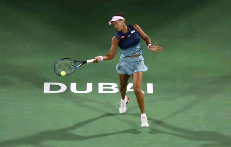 Dubai Duty Free Tennis Championships - Day Three