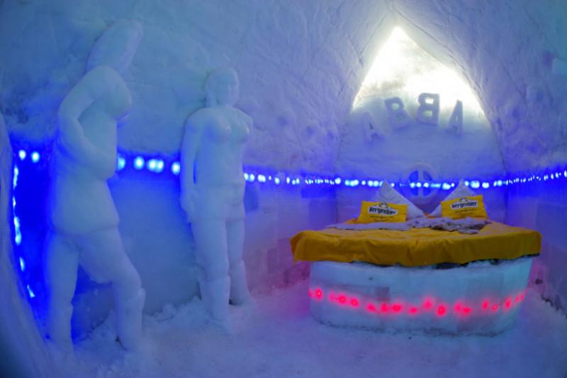 hotel de gheata balea lac
