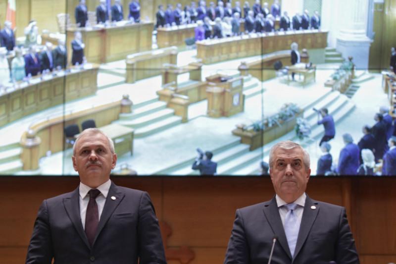 iohannis-dragnea-tariceanu-discurs-parlament-centenar-inquam ganea (3)