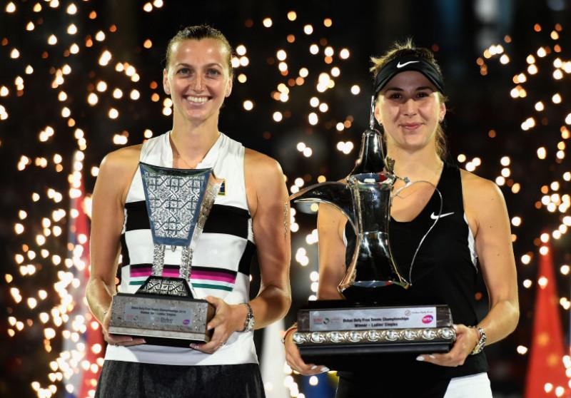 Dubai Duty Free Tennis Championships - Day Seven