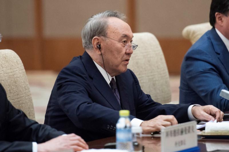 Kazakhstan's President Nursultan Nazarbayev Visits China