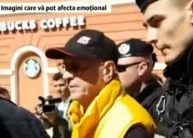 VIDEO. Bătaie la mitingul pro-PSD de la Brașov