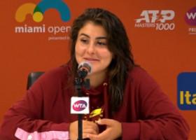 Bianca Andreescu a dezvăluit ce vrea să-și cumpere mai întâi din banii câștigați până acum