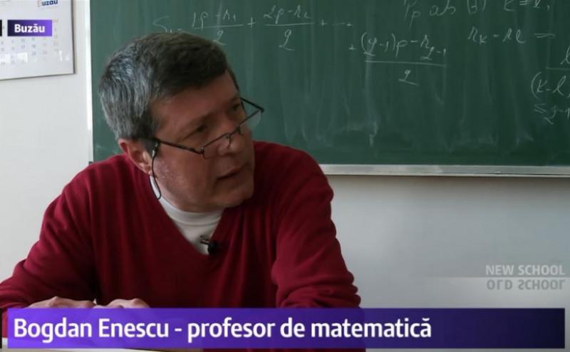 bogdan enescu profesor