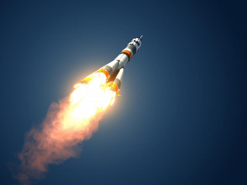racheta spatiala shutterstock_191556596