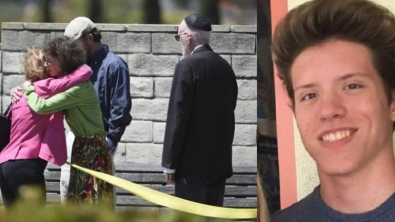 atacator sinagoga california