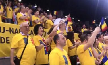 VIDEO. Emil Boc, șef de galerie în Franța la Fed Cup