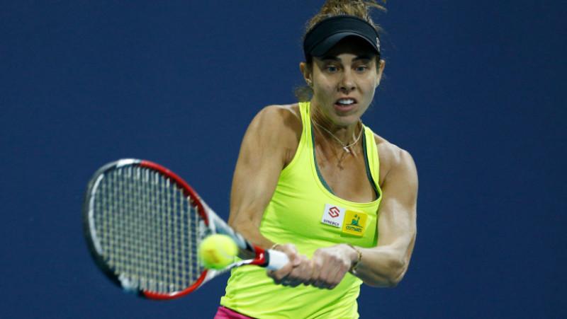 LIVE TEXT. Mihalea Buzărnescu - Caroline Garcia, în semifinala Fed Cup 2019