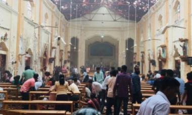 VIDEO Masacru în Sri Lanka, în duminca Paştelui Catolic. Cel puțin 185 de oameni au murit