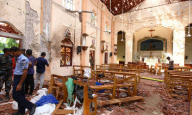 Atentate de Paște în biserici și hoteluri din Sri Lanka. Bilanțul e înfricoșător