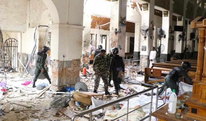 Gruparea extremistă Thowheeth Jama'ath s-ar afla în spatele atentatelor din Sri Lanka