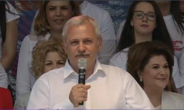 Liviu Dragnea: Cel mai mare mut pe care l-a dat politica românească face gălăgie pentru a acoperi sunetul scos de motoarele economiei