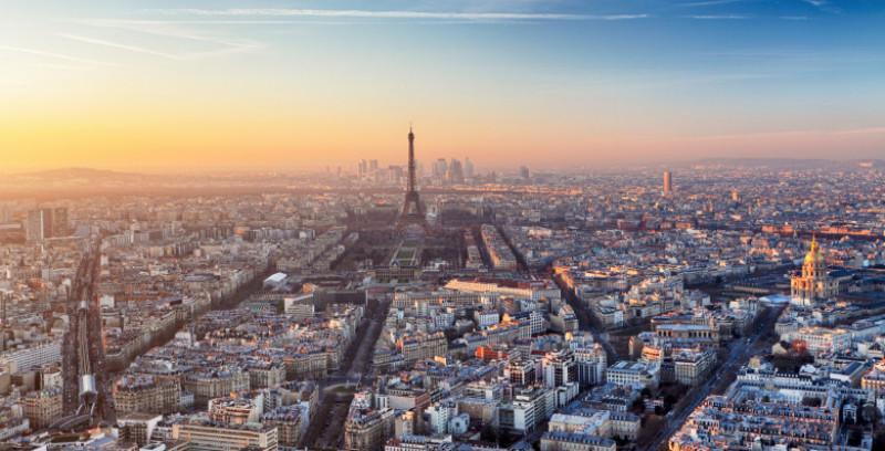 paris, franta, panorama paris