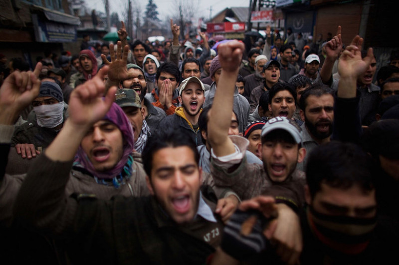 Kashmir Protests Fueled By Death Of Second Teenager In A Week
