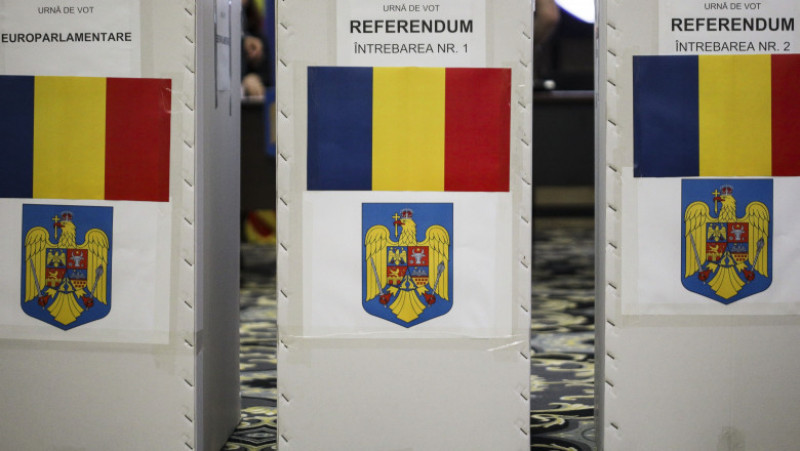 urne sectia de vot - inquam