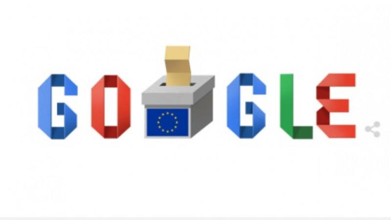 google doodle alegeri