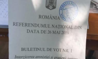 Nereguli foarte grave la vot. Ce a făcut președintele unei secții de votare pentru a fi anulate voturile