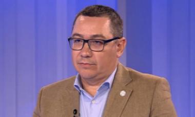 Victor Ponta: Liviu Dragnea a anunţat deja în PSD că exit-poll va da între 37% şi 39%