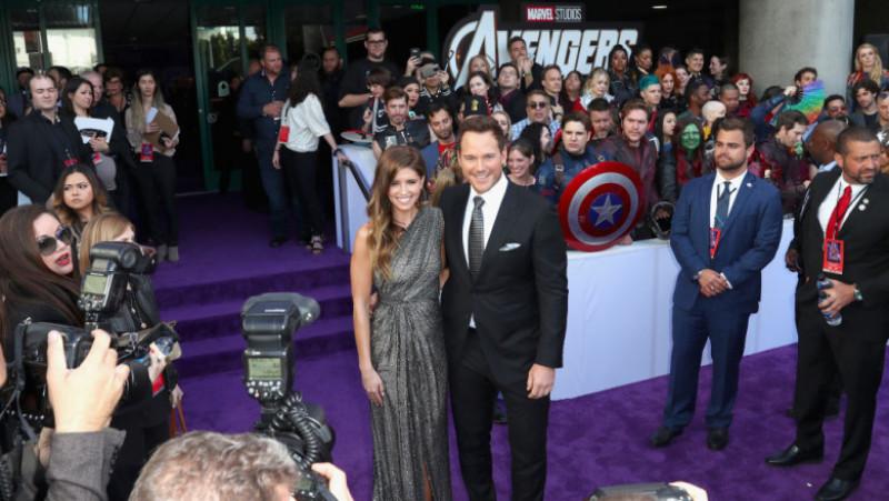 "Audi Arrives At The World Premiere Of ""Avengers: Endgame"""