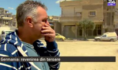 Drama unui tată din Germania ai cărui fii s-au alăturat grupării Stat Islamic. A mers să-i caute în infernul din Siria